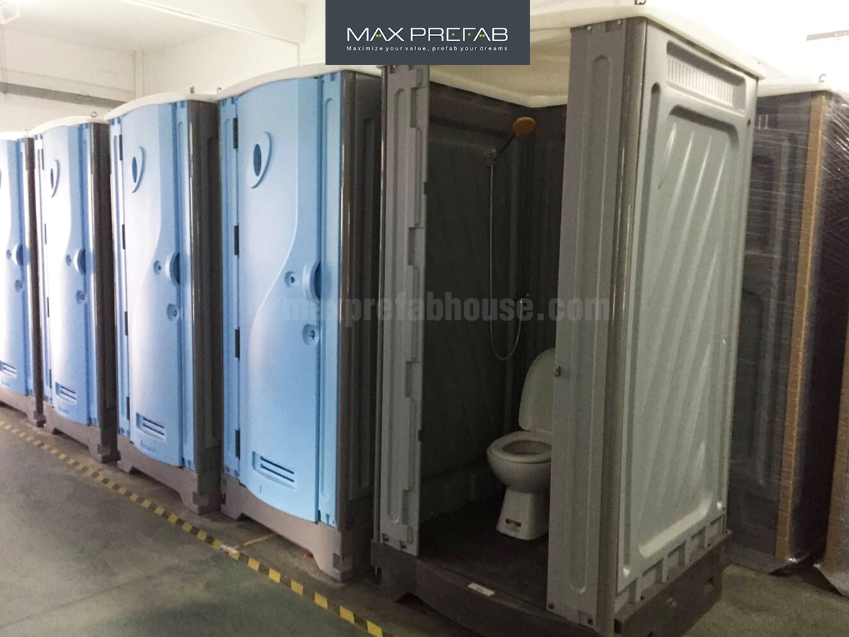 Portable Toilet MPS-T01